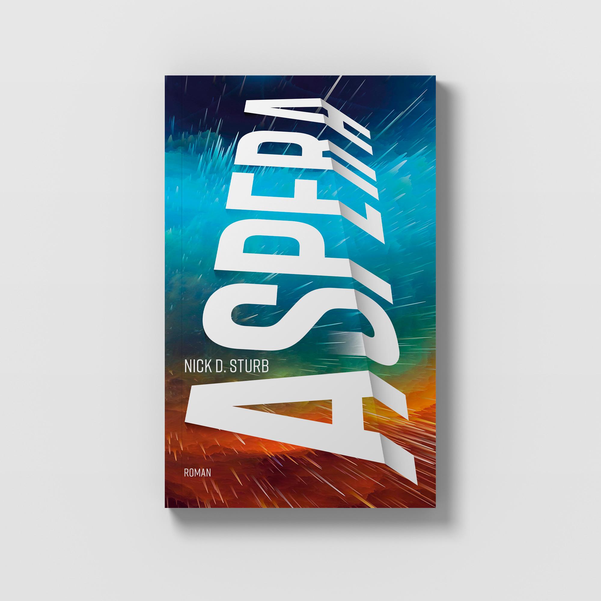 Coverabbildung ASPERA / ISBN: 978-3-947799-40-4